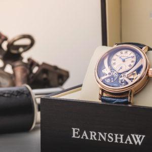 Earnshaw 1805, the rebirth of a legend
