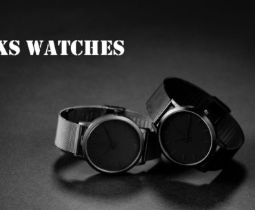 Gaxs Watches: the DNA clocks