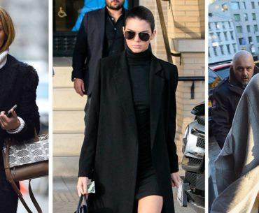Il dolcevita è la moda dell'Autunno 2018. Lo confermano Gigi Hadid e Kendall Jenner