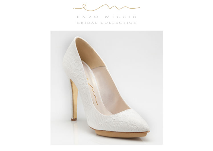 e7b69d1a104f1 ENZO MICCIO  BRIDAL COLLECTION LUXURY SHOES 2015 - JFM