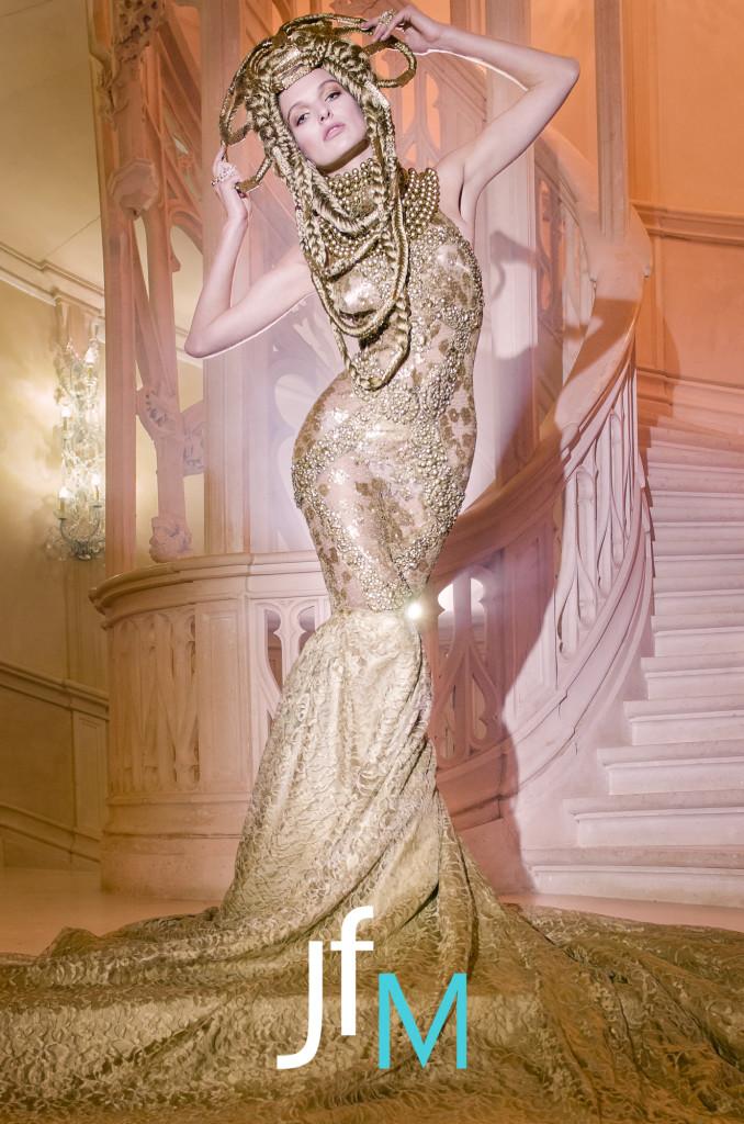The Golden Queen copia