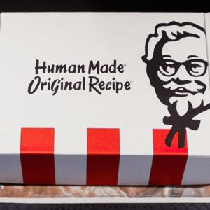 NIGO PRESENTA LA LINEA HUMAN MADE X KFC