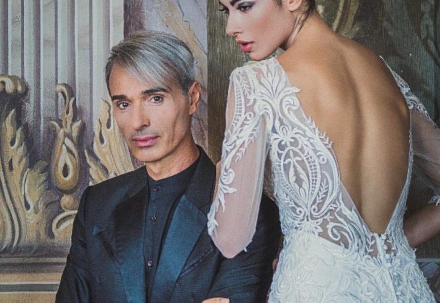 Abiti da sposa 2019: la nuova collezione di Gianni Molaro.