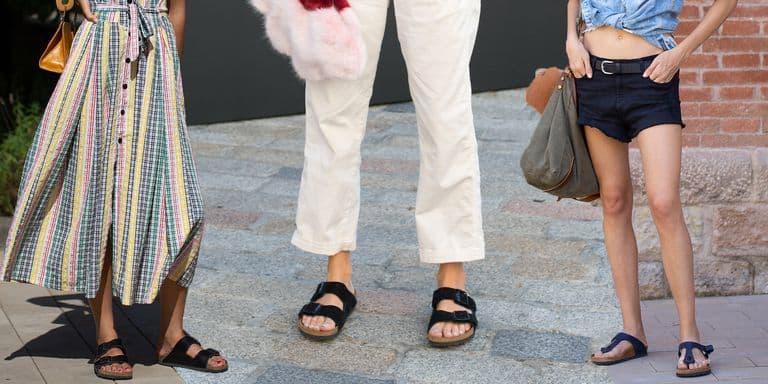 I migliori abbinamenti moda per indossare i propri sandali Birkenstock