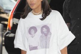 Kim Kardashian è la mezzacoda sleek