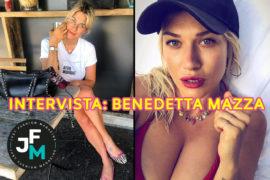 Intervista a Benedetta Mazza, grande portavoce delle modelle Curvy