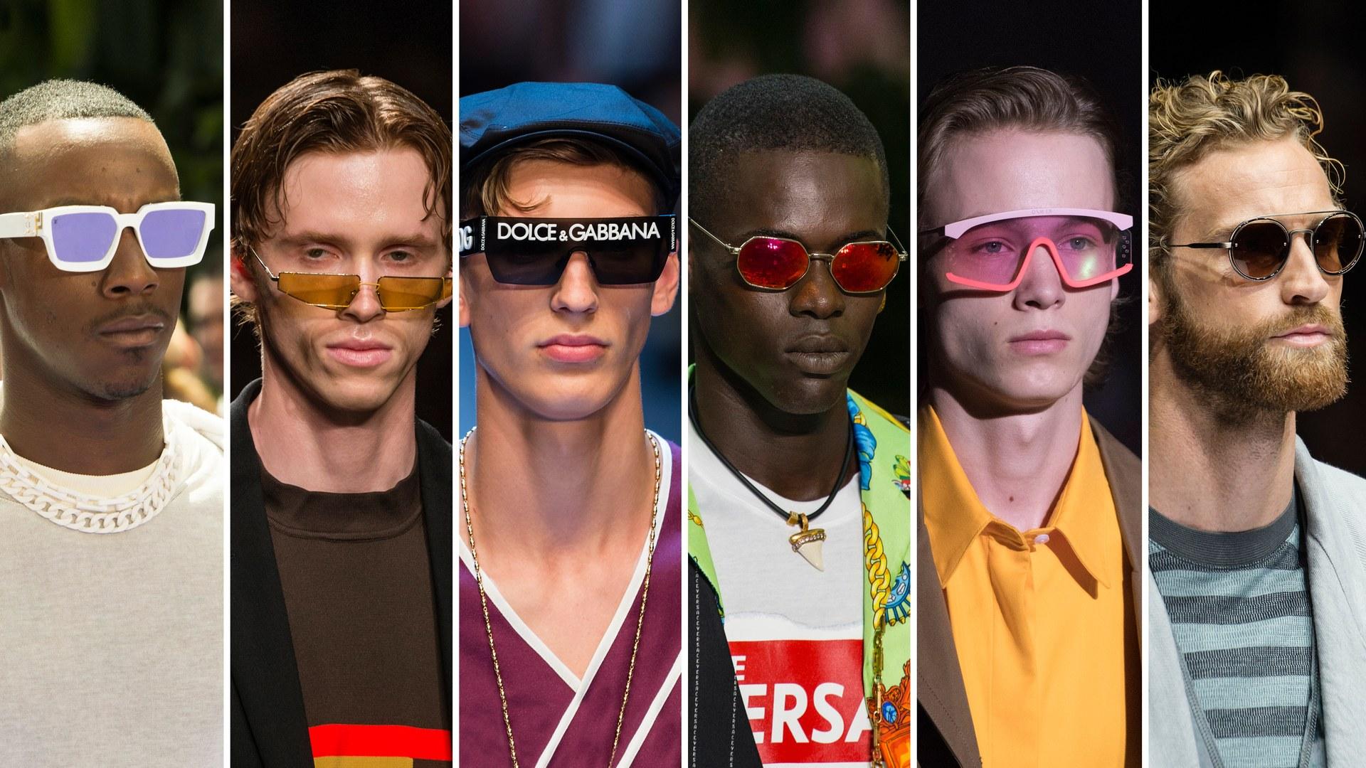 rivenditore di vendita 5c6fa 6e324 5 occhiali da sole estate 2019 da uomo - JFM %